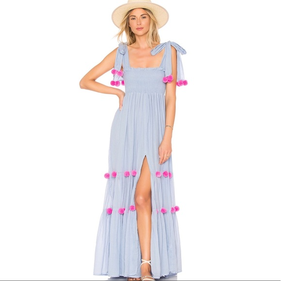 db445b0e07b Sundress Pippa Dress Blue and Pink - size XS S. M 5b9573de34a4efe1fbeb66e2